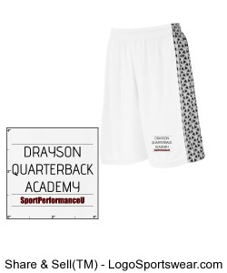 Youth Mettle Basketball Shorts Design Zoom